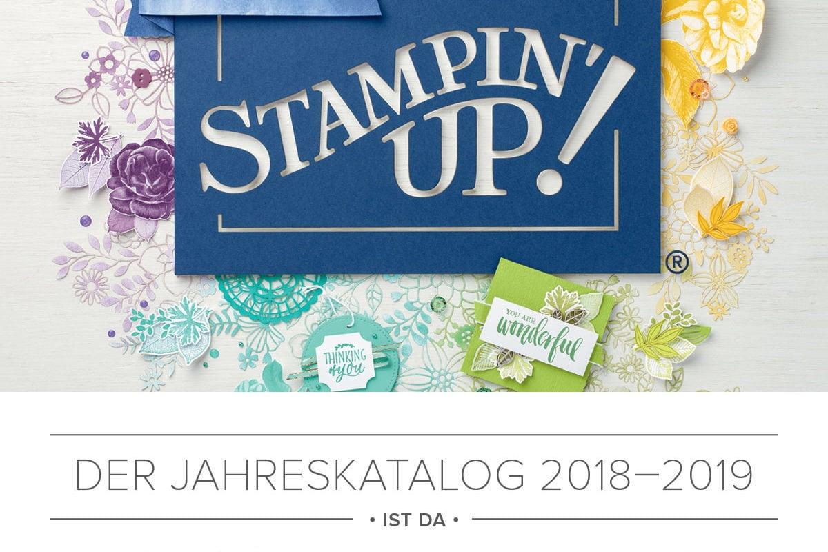 Katalog, Produkte, Stampin`Up, Kreativideen