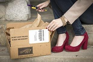 Onlineshop, Produkte kaufen, Stampin`Up